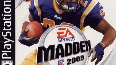 Madden 2003: Marshall Faulk