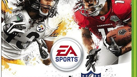 Madden 10: Troy Polamalu and Larry Fitzgerald