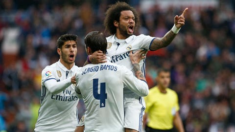LB: Marcelo, Real Madrid