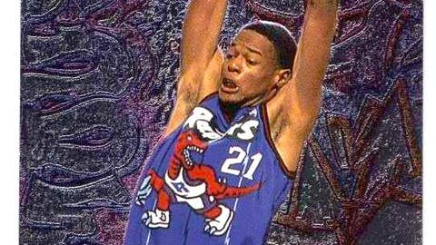 "Marcus Camby 1996-97 ""Base Metal"""