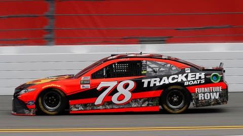Martin Truex Jr., 374 (10 playoff points)