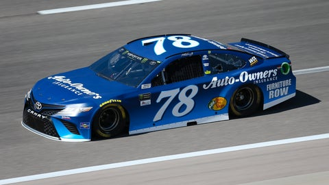 Martin Truex Jr., 431 (15 playoff points)