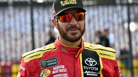 Martin Truex Jr., 491 (16 playoff points)