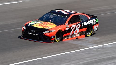 Martin Truex Jr., 358 (10 playoff points)