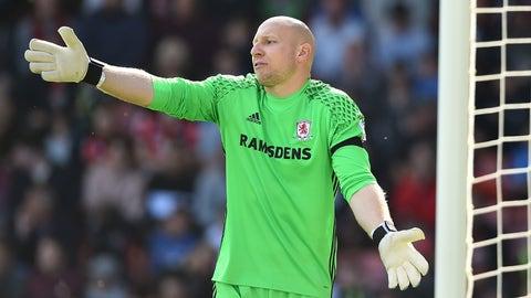 ↓ Relegated: Middlesbrough