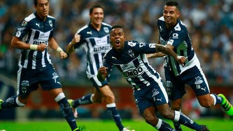 Monterrey (27 points, +8 goal differential)