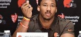 Browns sign No. 1 overall pick Myles Garrett
