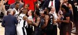 NBA fines Nene for escalating an altercation in Rockets' Game 1 win over Spurs