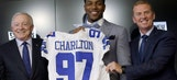 Cowboys rookie Taco Charlton gets deal from taco chain