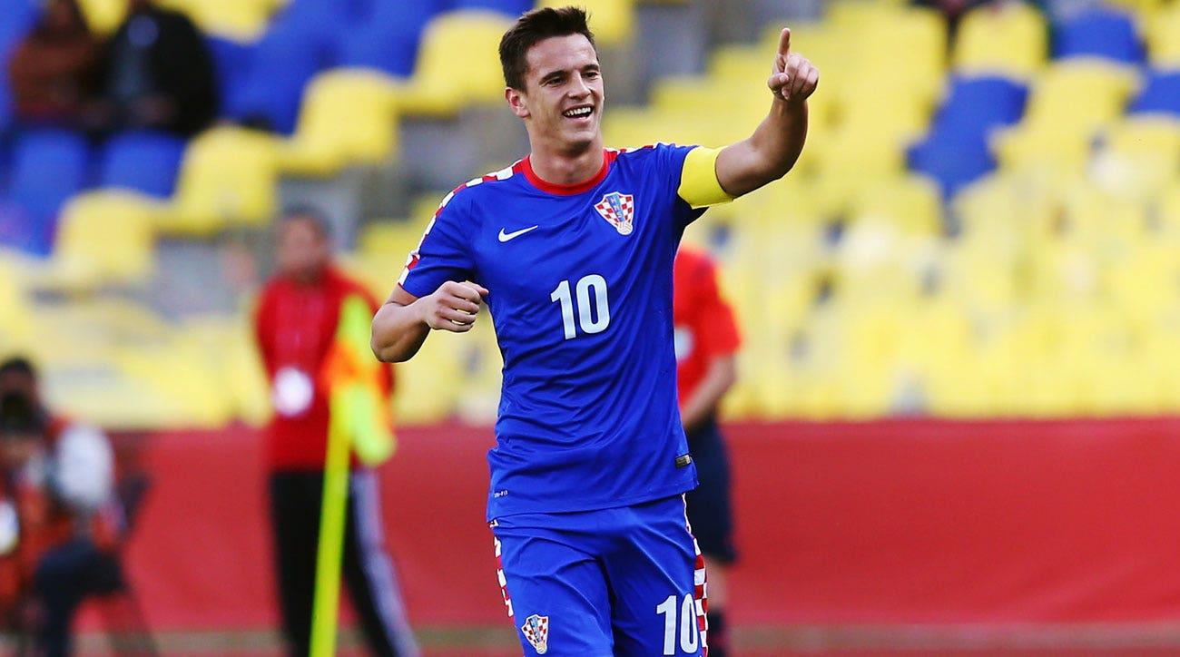 12. Nikola Moro, Dinamo Zagreb | FOX Sports