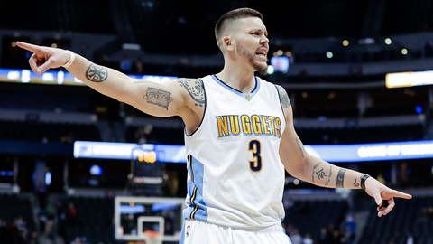 Mike Miller, 37 years old