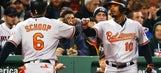 Adam Jones says Red Sox fans yelled racist taunts, threw peanuts at him Monday night