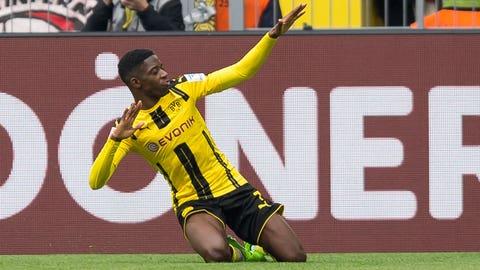 Ousmane Dembele, Borussia Dortmund – €87.1 million