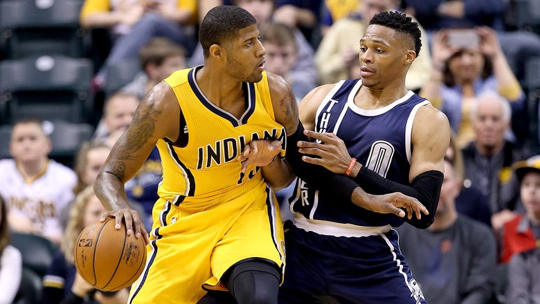 NBA fines Lakers $500,000 for tampering with Paul George