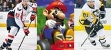 Capitals' Jay Beagle suggests using Mario Kart to settle spat with Phil Kessel