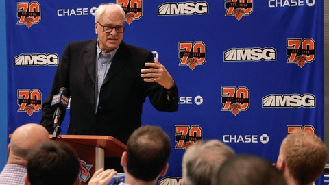 Phil Jackson will nail the draft, then ruin his top prospect