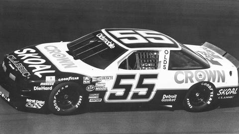 Phil Parsons, 1988