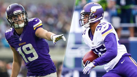 Thielen, Sherels serve as inspiration to undrafted rookies