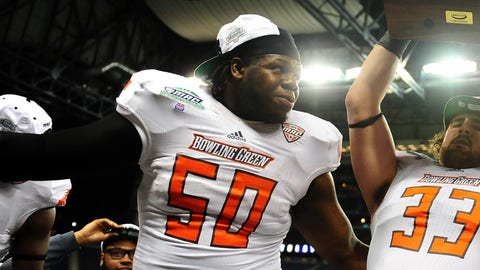Izaah Lunsford, DT, Bowling Green