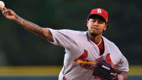 Martinez stifles Dodgers