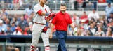 Cards disable Jose Martinez, summon replacement from Single-A