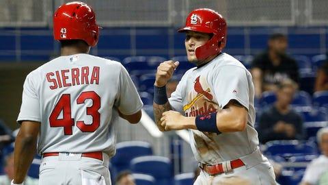 May 9: Cardinals 6, Marlins 5