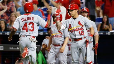 May 8: Cardinals 9, Marlins 4