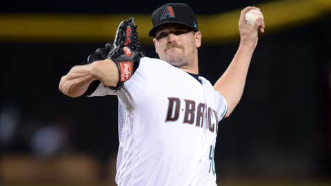 Andrew Chafin: 0-0, 1.93 ERA