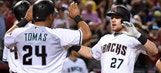 Drury, D-backs drub Pirates but bad blood could be boiling