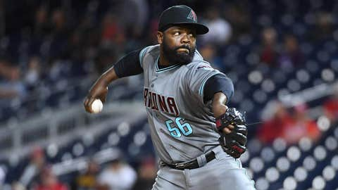 Rodney saves D-Backs