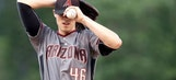 D-backs' offense goes quiet in lopsided loss to Rockies