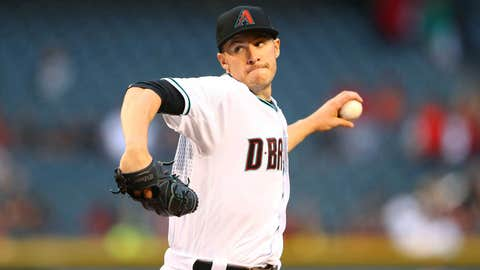 D-backs starting pitcher Patrick Corbin (3-4, 4.38 ERA)