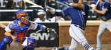 Renfroe's solo blast lifts Padres over Mets 6-5