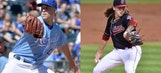 Royals' offense looks to bounce back as Indians' Clevinger makes first start of 2017