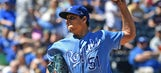 Royals can't hold late lead, suffer 3-1 loss to Indians