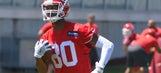 Chiefs sign three draft picks, claim RB Kelvin Taylor off waivers
