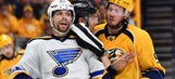 Blues fighting to stay alive as series returns to Nashville