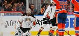 Ducks hammered by Oilers 7-1