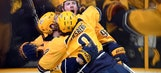 With history on the line at home, Predators deliver, reach first West finals
