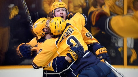 Nashville Predators (98 points)