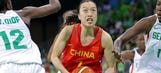 Lynx finalize roster, waive Chinese forward Shao Ting