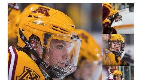 Gopher women's hockey