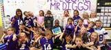 Top Tweets: 'Mr. Diggs' goes back to school