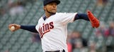 Twins ace Ervin Santana struggles early in rare loss