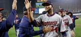 Twins ace Ervin Santana shuts out Orioles