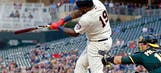Twins survive late Athletics rally, win 4th straight