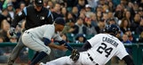 Tigers' Boyd pitches into 8th, but takes 3-2 loss to Indians