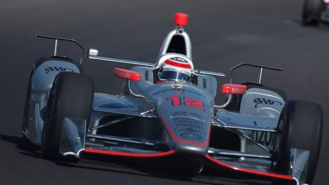 Will Power - 230.200 mph