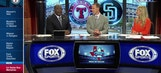 Rangers Live: Murphy, McLemore Remember First Home Runs