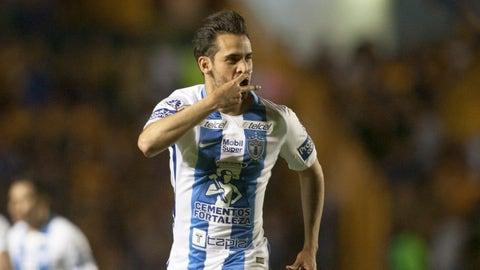 D: Raul Lopez (Pachuca)
